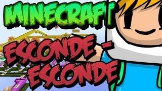 getlinkyoutube.com-Minecraft : Mapa de Esconde-Esconde !!! - Acabamos :D - EP2