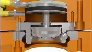 ATI Tool Changer Locking Mechanism -- How it Works