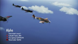 getlinkyoutube.com-Ace Combat Infinity Piston Aircraft Naval TDM