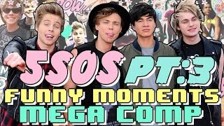 getlinkyoutube.com-5 Seconds of Summer 5SOS Funny Moments Crack Humor MEGA COMP Pt:3