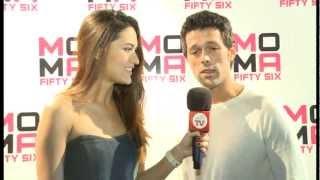 Nathalia Ferrari entrevista a David Tavare