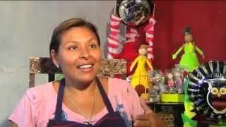 getlinkyoutube.com-MANUALIDADES EXITOSAS DE LA SRA. ELIDA GARCÍA GALICIA