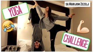 getlinkyoutube.com-Yoga Challenge sa Marijom Zezelj