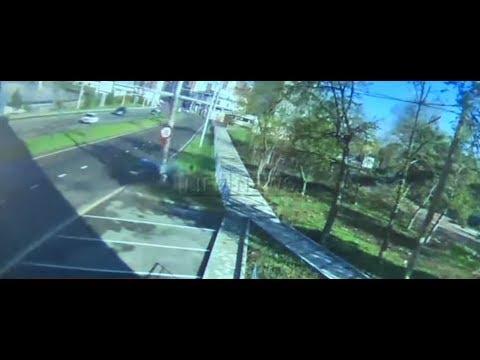 حادث سير مرعب للدولي الروسي ييشتشينكو