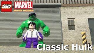getlinkyoutube.com-LEGO Marvel Super Heroes - Classic Hulk Mod