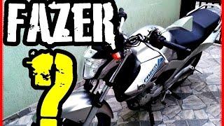 BRUNO FZ2 - PORQUE COMPRAR UMA FAZER 250?