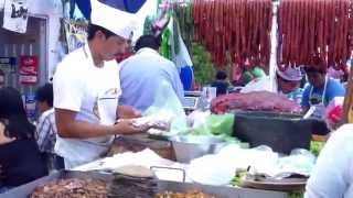 getlinkyoutube.com-Мексика, уличная еда