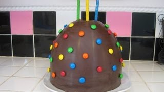 getlinkyoutube.com-How to Make a Pinata Cake