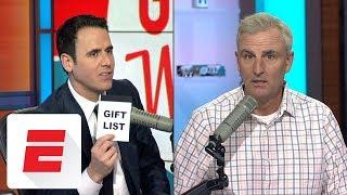ESPN hosts get their minds blown by mentalist Oz Pearlman | ESPN