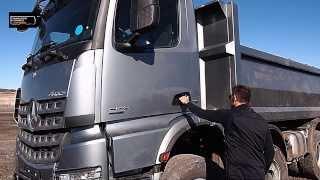 getlinkyoutube.com-Mercedes-Benz Arocs 4142K test