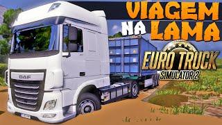 getlinkyoutube.com-Caminhão no Atoleiro - Euro Truck Simulator 2