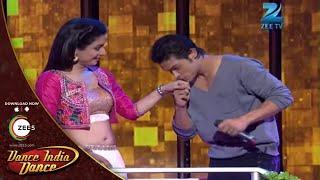 Dance India Dance Season 4  February 09, 2014 - Master Shruti & Amar's Performance