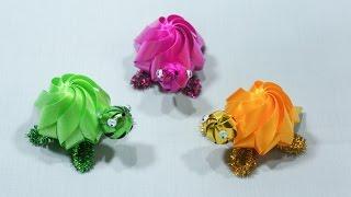 getlinkyoutube.com-วิธีพับเหรียญโปรยทานเต่า (turtle) - 108 Ribbon