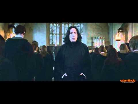 Severus Snape Versus Harry Potter Clip - Harry Potter and the Deathly Hallows Part 2 (HD)