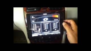 getlinkyoutube.com-How to install ipad or iphone or android tablet in car, also best OBD app like DashCommand