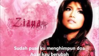 getlinkyoutube.com-Ziana Zain - Putus Terpaksa (lyrics)