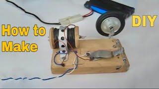 getlinkyoutube.com-How to make Solenoid Engine (Tutorial)