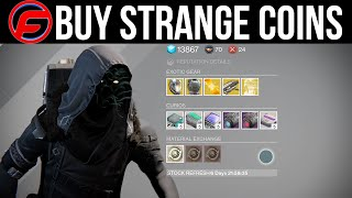 getlinkyoutube.com-Destiny XUR Agent of the Nine HOW TO BUY STRANGE COINS DESTINY GUIDE