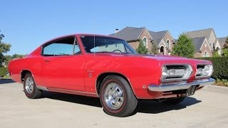 getlinkyoutube.com-1968 Plymouth Barracuda Formula S Test Drive Classic Muscle Car for Sale in MI Vanguard Motor Sales