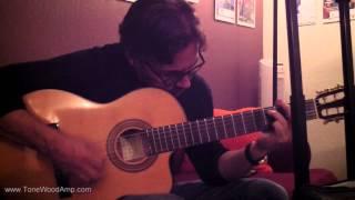 getlinkyoutube.com-Watch Al Di Meola Trying the ToneWoodAmp