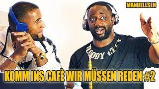 MANUELLSEN! KOMM INS CAFÈ WIR MÜSSEN REDEN #2 - Leon Lovelock