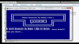Windows Dreamscene for Windows 7! (Any Build! 32 and 64 bit)