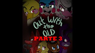 getlinkyoutube.com-Five Nights at Freddy's 2-Comic-Out With The Old-Part 3