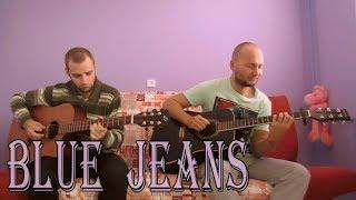 Lana Del Rey - Blue Jeans (acoustic guitar cover, tabs)