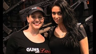 getlinkyoutube.com-Stephanie Hayden of Red Jacket Firearms Exclusive Interview by Jessica of Guns and Lace