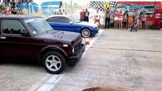 getlinkyoutube.com-Драг-рейсинг Мариуполь 6 августа 2011