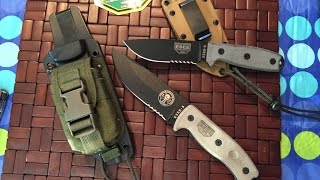 getlinkyoutube.com-ESEE 5 Ultimate Survival Knife?