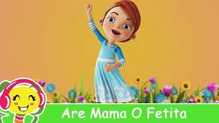 getlinkyoutube.com-Are Mama O Fetita Frumusica Foc - Cantece Gradinita .ro