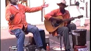 "getlinkyoutube.com-""Just Your Fool""  Grandpa Elliot (1994) and Stoney B.  in New Orleans , Street Musicians"