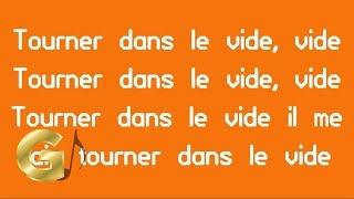 Indila - Tourner Dans Le Vide Paroles (Lyrics)