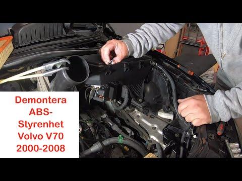 Demontera ABS Styrenhet Volvo V