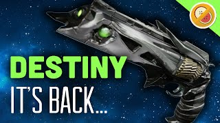 getlinkyoutube.com-DESTINY Thorn YEAR 3 Exotic Hand Cannon Review & Gameplay (Rise of Iron)