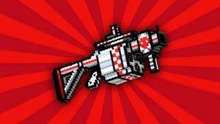 getlinkyoutube.com-Pixel Gun 3D - Firestorm UP2 [Review]