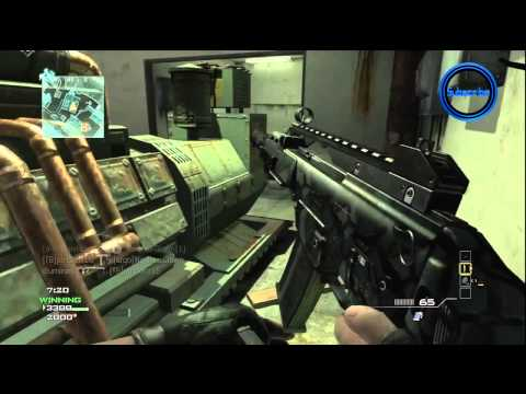 MW3 Multiplayer -  LIVE Commentary w/ Ali-A -