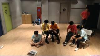 getlinkyoutube.com-130709 SEVENTEEN TV Seungkwan & Jihoon singing Grenade   Bruno Mars