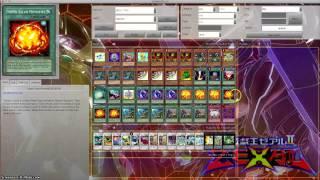 getlinkyoutube.com-2 Card Quasar OTK!? Gigavise Deck Profile/Duels (April 2015 Banlist)