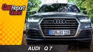 getlinkyoutube.com-Audi Q7 2015 Testbericht - Car Report Online