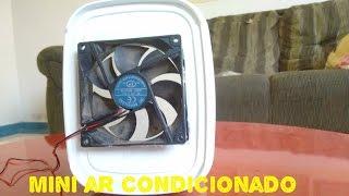 getlinkyoutube.com-Mini Ar Condicionado - Como Fazer