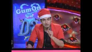 getlinkyoutube.com-D 2  Episode 9; Christmas Special; Monisha, Vishakh on Gum on Round,