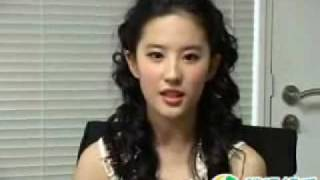 getlinkyoutube.com-亦菲透露拍MV花絮&祝福胡歌早日康復