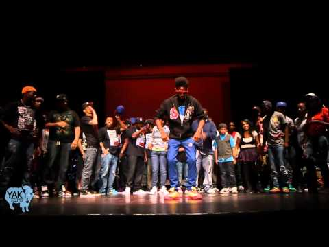 TIGHT EYES vs RETRO Round 2 KRUMPING vs TURFING DANCE BATTLE  YAK FILMS -ITkHMe1P-iM