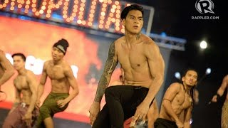Zeus Collins Opens The Cosmo Carnival 2015 Full Video (HD)