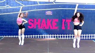 getlinkyoutube.com-♡Moose&Kawaii's SISTAR Shake It Dance Cover♡