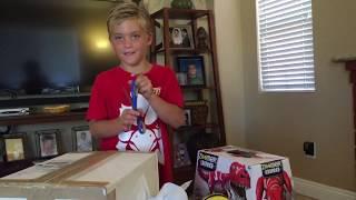 "getlinkyoutube.com-Rocco's Crazy Family Life: ""My 7th Birthday Celebration Week"" Episode 16"