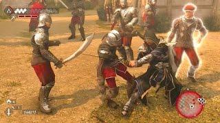 getlinkyoutube.com-Assassin's Creed 2/Brotherhood Brutal Kill Compilation Vol.2 (Ezio Trilogy Gameplay)