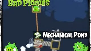 Bad Piggies - My Little Mechanical Pony